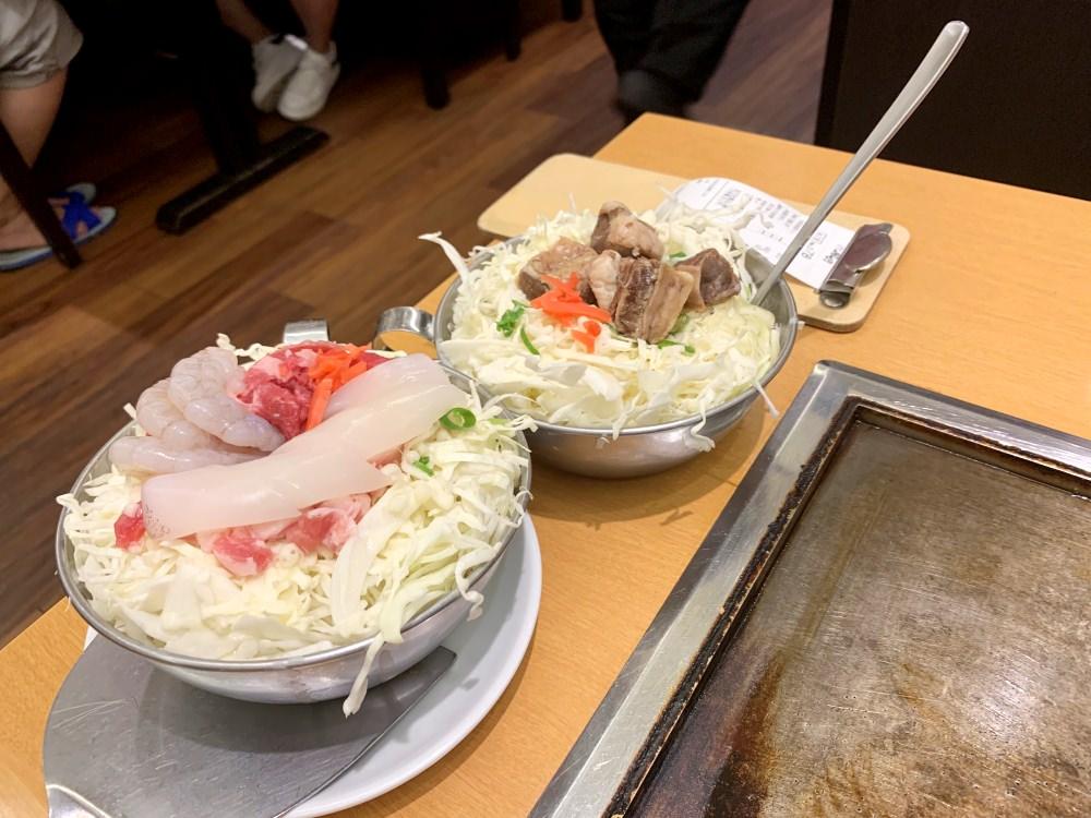 三井OUTLET鶴橋風月大阪燒